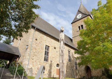 Nachhaltiger Open Air-Gottesdienst in Treis am 29.08.