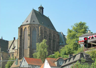 Umwelt-Gottesdienst in Marburg am 25. Oktober