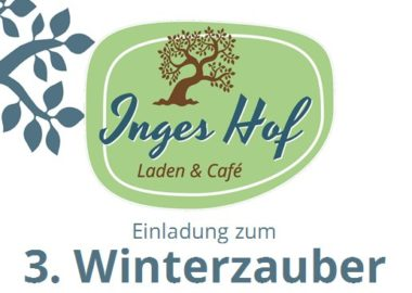 Winterzauber auf Inges Hof