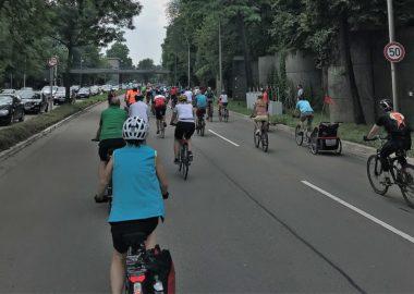 Gießen: Rad-Demo für fahrradfreundliche Innenstadt