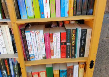 Schau mal wieder rein: Bücherschrank Treis