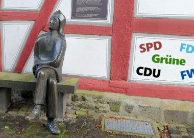 Wählerkompass Klimaschutz: Allendorf
