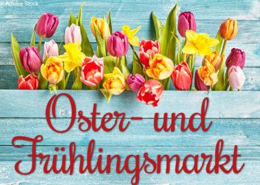Oster- und Frühlingsmarkt Lumdatal: Online ab 27.03.