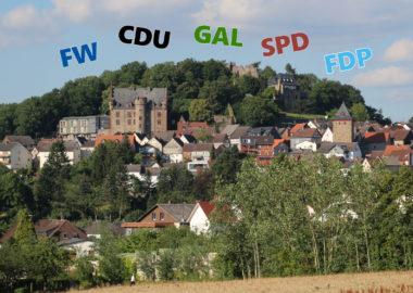 Wählerkompass Klimaschutz: Staufenberg