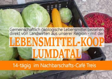 Nächstes Treffen der Lebensmittel-Koop: 05. August